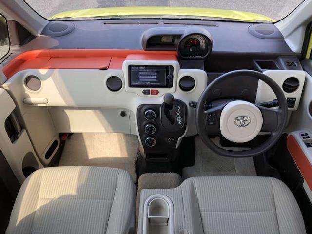 トヨタ スペイド 1.5Y スマートエントリーパッケージ フルセグナビ Bカメ