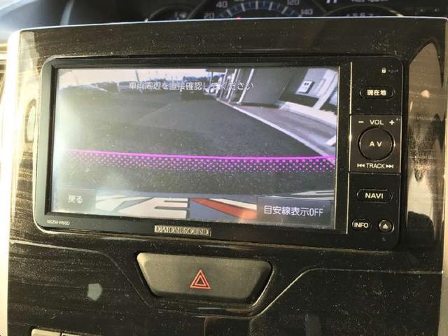 ダイハツ タント カスタムRSトップエディションSA ナビ両側自動ハーフレザー
