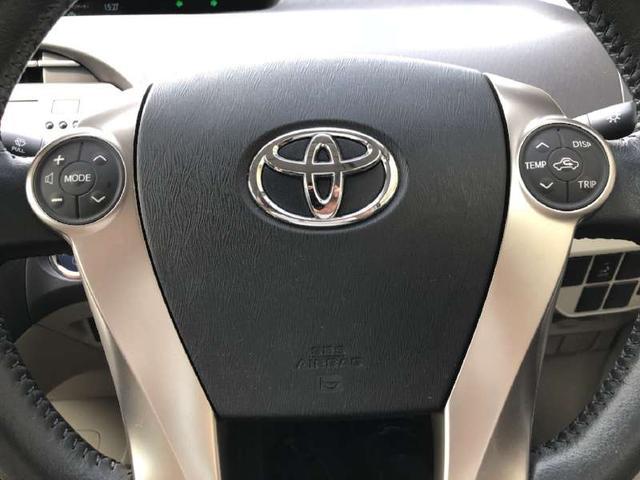 トヨタ プリウス S マイコーデ SDナビ Bカメラ スマートキー ETC