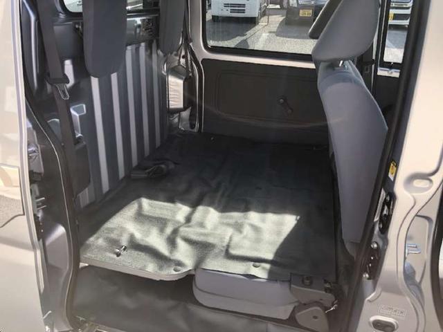 スバル サンバーバン オープンデッキG 2WD ダブルエアバッグ キーレス CD