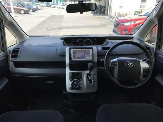 トヨタ ヴォクシー X Lエディション 8ニン SDナビ1セグ電動スライドHID