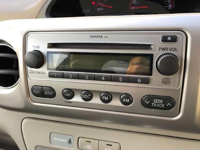 トヨタ ポルテ 130I Cパッケージ エアロ 電動スライドCDキーレス