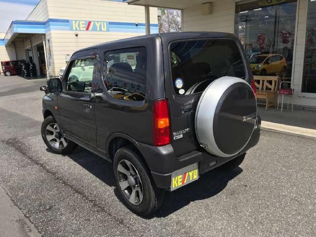 クロスアドベンチャーXC 4WD 背面タイヤ 専用シート(5枚目)