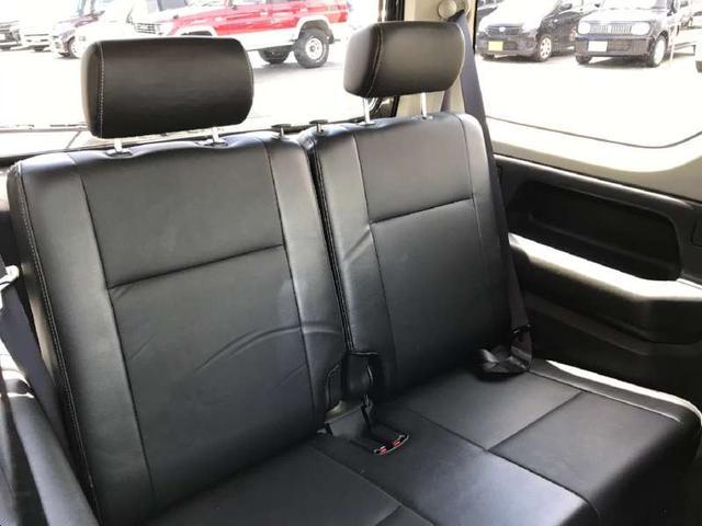 クロスアドベンチャーXC 4WD 背面タイヤ 専用シート(11枚目)
