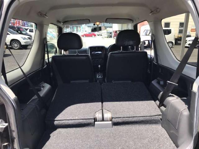 クロスアドベンチャーXC 4WD 背面タイヤ 専用シート(13枚目)