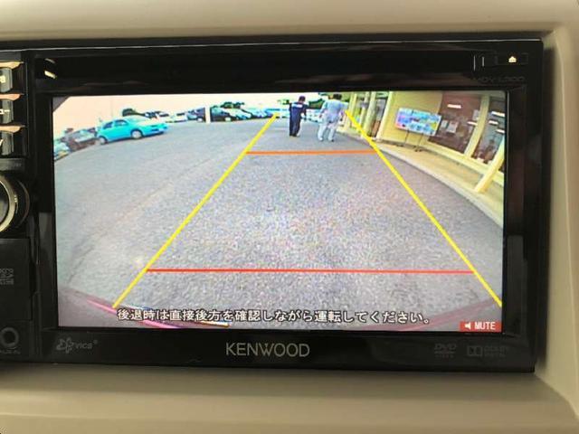 ショコラX 専用白皮シート 社外ナビBカメラ 1オーナー(15枚目)
