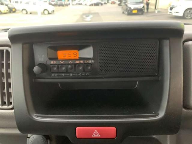 PA 4WD ハイルーフ AM FM ヘッドライトレベライザ(15枚目)