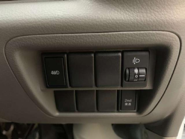 PA 4WD ハイルーフ AM FM ヘッドライトレベライザ(17枚目)