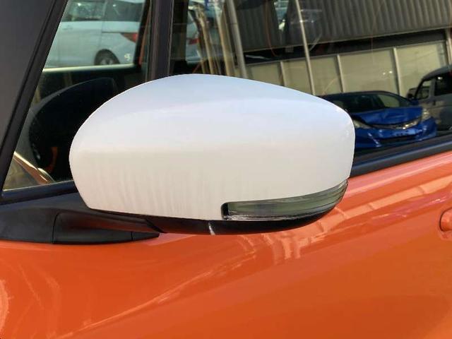 Xターボ CVTターボ 4WD 2トーンルーフ シートヒーター HIDヘッドライト フォグランプ スマートキー 盗難防止装置 横滑り防止装置 オートA/C ミラーウィンカー スペアキー 保証書 記録簿(18枚目)