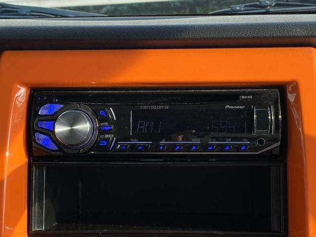 Xターボ CVTターボ 4WD 2トーンルーフ シートヒーター HIDヘッドライト フォグランプ スマートキー 盗難防止装置 横滑り防止装置 オートA/C ミラーウィンカー スペアキー 保証書 記録簿(20枚目)