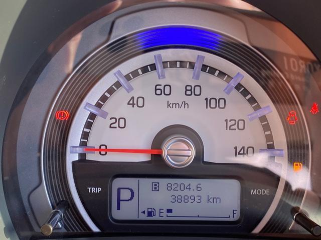 Xターボ CVTターボ 4WD 2トーンルーフ シートヒーター HIDヘッドライト フォグランプ スマートキー 盗難防止装置 横滑り防止装置 オートA/C ミラーウィンカー スペアキー 保証書 記録簿(22枚目)