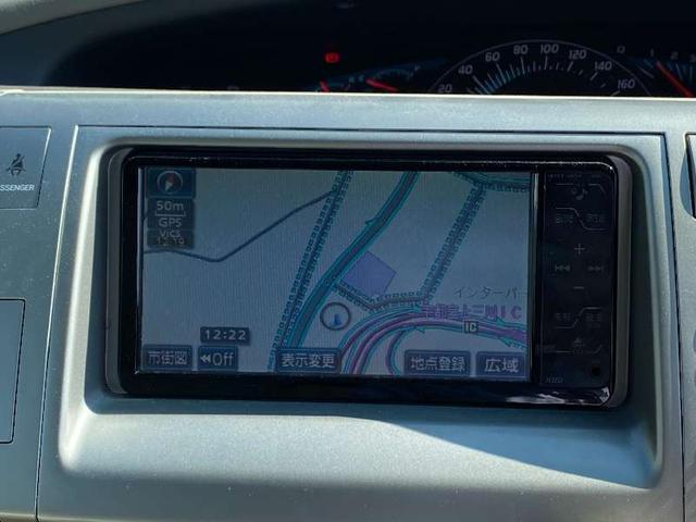 2.4アエラス Gエディション CVT 純正HDDナビ 地デジ DVD再生可 フリップダウンモニター コーナーセンサー バックカメラ ETC ウォークスルー7人乗りオットマンシート HIDヘッドライト スマートキー プッシュスタート(19枚目)