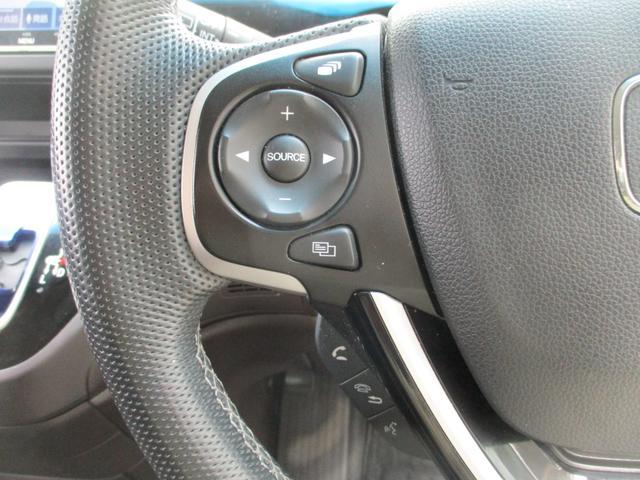 ハイブリッド・モデューロX ホンダセンシング 特別仕様車・1オーナー・衝突軽減ブレーキ・レーダークルコン・ドラレコ・純正9型ナビ・フルセグTV・DVD・BTオーディオ・禁煙・ハーフレザー・両電動スライド・ETC・LED・フォグ・純正15AW(30枚目)
