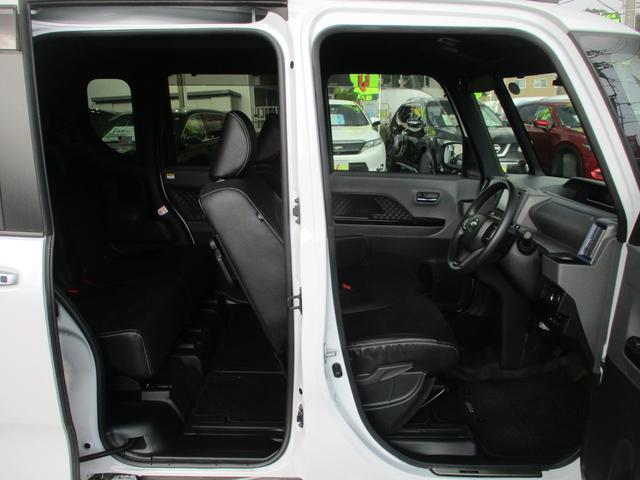 カスタムX 1オーナー・ロングスライドシート・ドラレコ・ハーフレザー・社外SDナビ・フルセグTV・DVD・BTオーディオ・全方位カメラ・衝突軽減ブレーキ・シートヒーター・両電動スライド・コーナーセンサー(24枚目)