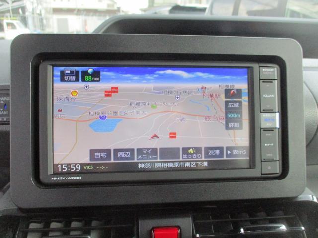 カスタムX 1オーナー・ロングスライドシート・ドラレコ・ハーフレザー・社外SDナビ・フルセグTV・DVD・BTオーディオ・全方位カメラ・衝突軽減ブレーキ・シートヒーター・両電動スライド・コーナーセンサー(30枚目)