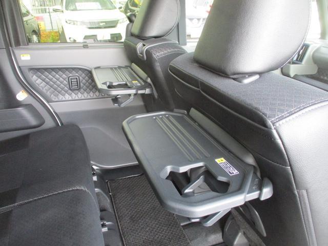 カスタムX 1オーナー・ロングスライドシート・ドラレコ・ハーフレザー・社外SDナビ・フルセグTV・DVD・BTオーディオ・全方位カメラ・衝突軽減ブレーキ・シートヒーター・両電動スライド・コーナーセンサー(43枚目)