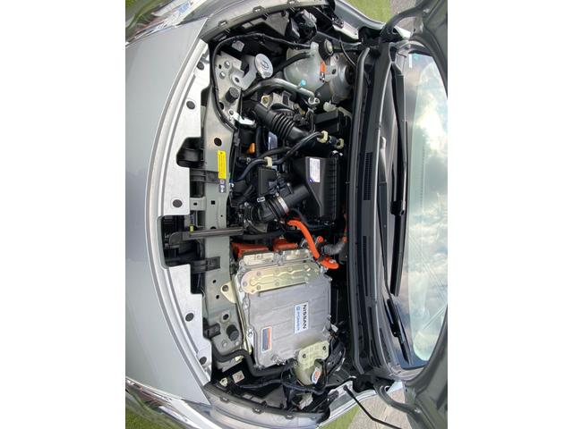 e-パワー X フル装備 純正SDナビ 12セグTV DVD CD BLUETOOTHオーディオ アラウンドビューモニター ETC 衝突軽減ブレーキ LEDヘッドライト アダプティブクルーズコントロール 保証書(37枚目)