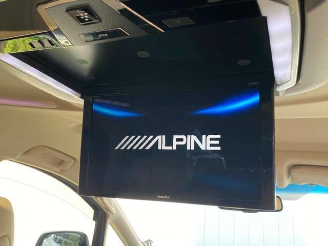 3.5V L 社外11インチナビ フリップダウンモニター 純正フルエアロ 電動シート 両側電動スライドドア パワーバッグドア 12セグTV DVD シートヒーター クルーズコントロール LEDヘッドライト 保証書(19枚目)