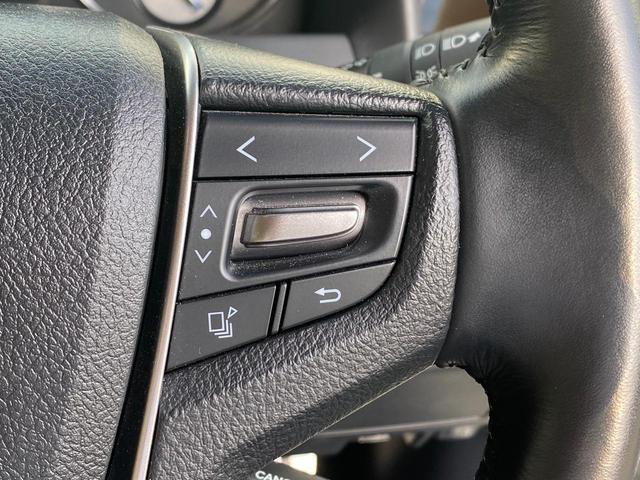 3.5V L 社外11インチナビ フリップダウンモニター 純正フルエアロ 電動シート 両側電動スライドドア パワーバッグドア 12セグTV DVD シートヒーター クルーズコントロール LEDヘッドライト 保証書(31枚目)