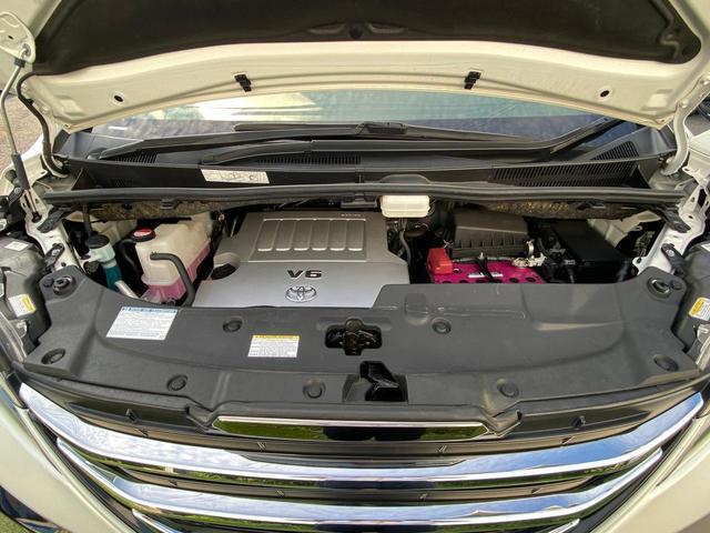 3.5V L 社外11インチナビ フリップダウンモニター 純正フルエアロ 電動シート 両側電動スライドドア パワーバッグドア 12セグTV DVD シートヒーター クルーズコントロール LEDヘッドライト 保証書(47枚目)