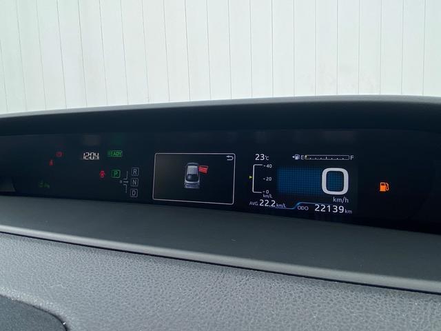 Sセーフティプラス 特別仕様車 4WD モデリスタフルエアロ クルコン ナビ地デジTV 衝突被害軽減装置 Rスポイラー 前後ドラレコ ビルトインETC クリアランスソナー パーキングアシスト 保証書 分解整備記録簿(34枚目)