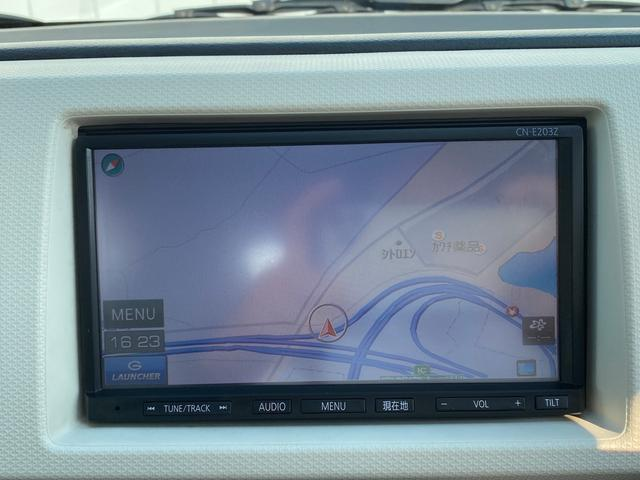 L フル装備 純正メモリーナビ CD 1セグTV キーレスエントリー シートヒーター  アイドリングストップ ヘッドライトレペライザー 取扱説明書 記録簿 保証書(17枚目)