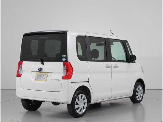 「スバル」「シフォン」「コンパクトカー」「群馬県」の中古車2