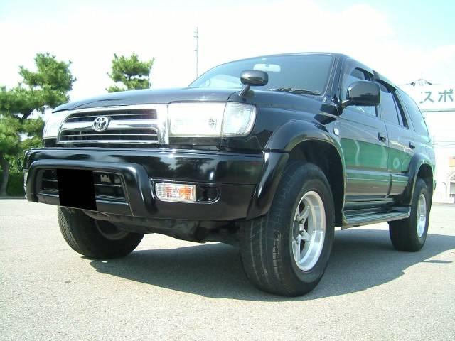 トヨタ ハイラックスサーフ SSR-X 4WD CD ETC