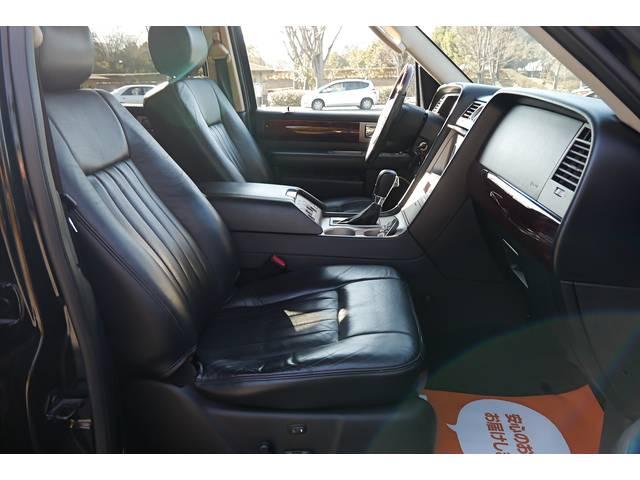 見通しも良く助手席の方も安心して乗れます♪