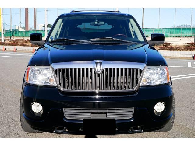 リンカーン リンカーン ナビゲーター アルティメイト 4WD 新車並行車 CAR FAX走行確認済