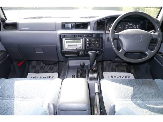 VX 4WD リフトUP MD CD ツィーター サンルーフ(3枚目)