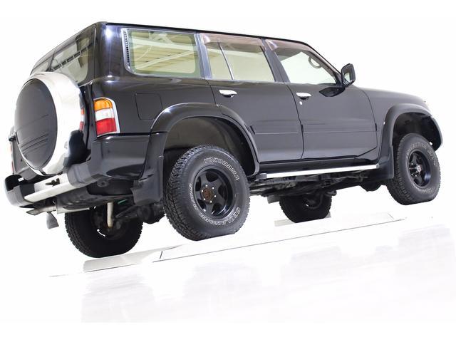 日産 サファリ グランロード 4WD リフトUP キーレスエンジンスターター