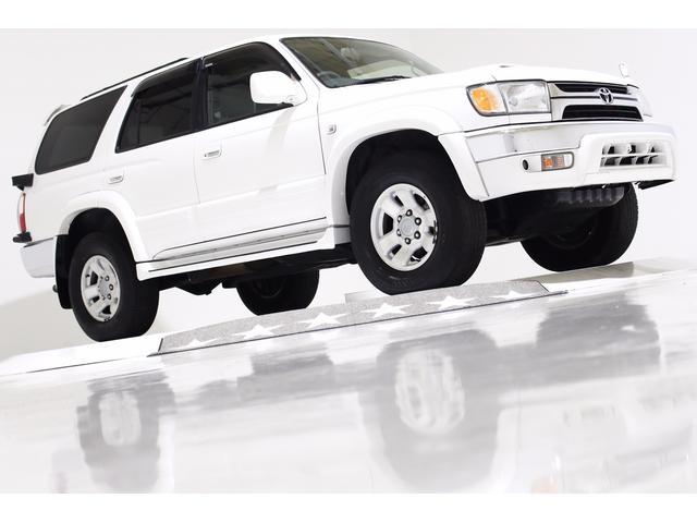 トヨタ ハイラックスサーフ SSR-G 4WD タイミングベルト交換済 HDDナビ SR