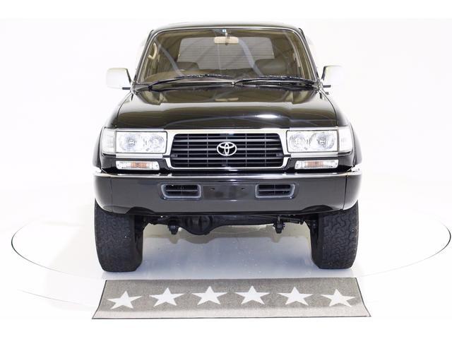 GX 4WD リフトUP サンルーフ レザー調シートカバー(6枚目)