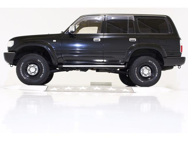 GX 4WD リフトUP サンルーフ レザー調シートカバー(7枚目)