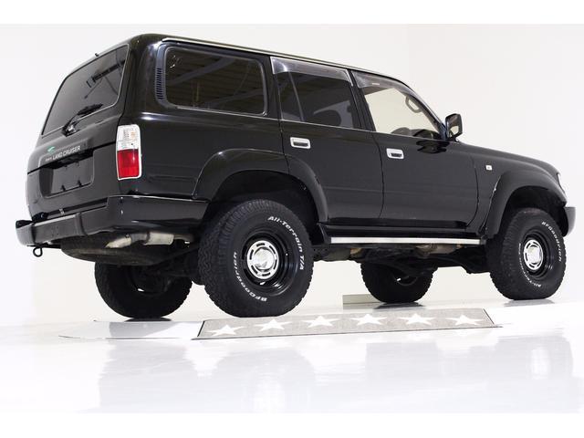 GX 4WD リフトUP サンルーフ レザー調シートカバー(13枚目)