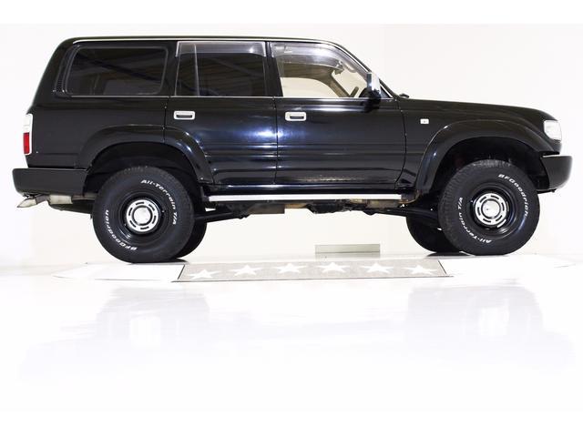 GX 4WD リフトUP サンルーフ レザー調シートカバー(15枚目)