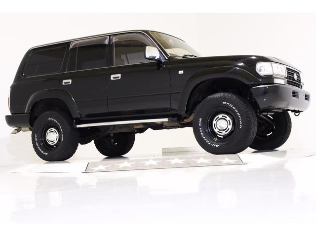 GX 4WD リフトUP サンルーフ レザー調シートカバー(17枚目)