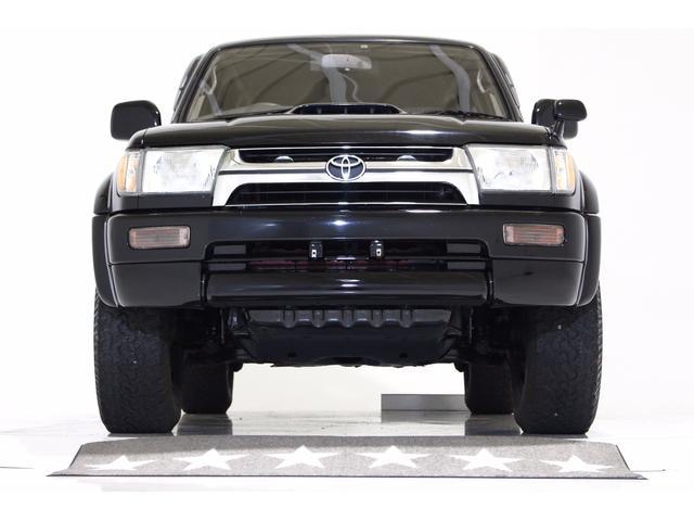 トヨタ ハイラックスサーフ SSR-X インタークーラーターボ ワイド4WD タイベル済