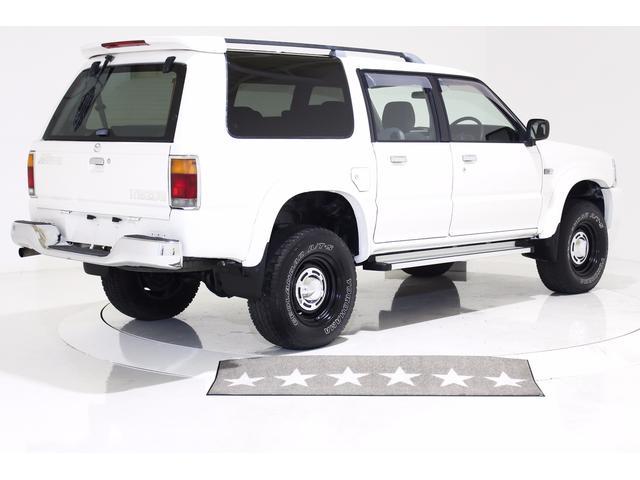 マツダ プロシードマービー Sパック 4WD ディーゼル Tベルト交換済 リフトUP
