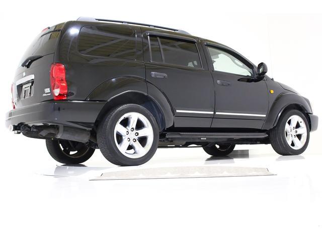 ダッジ ダッジ デュランゴ LTD 4WD 新車並行車 ナビ 20AW モニター ETC