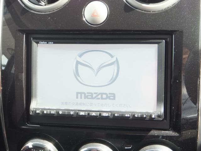 マツダ ベリーサ 1.5 L HDDナビ バックカメラ ETC レザーシート