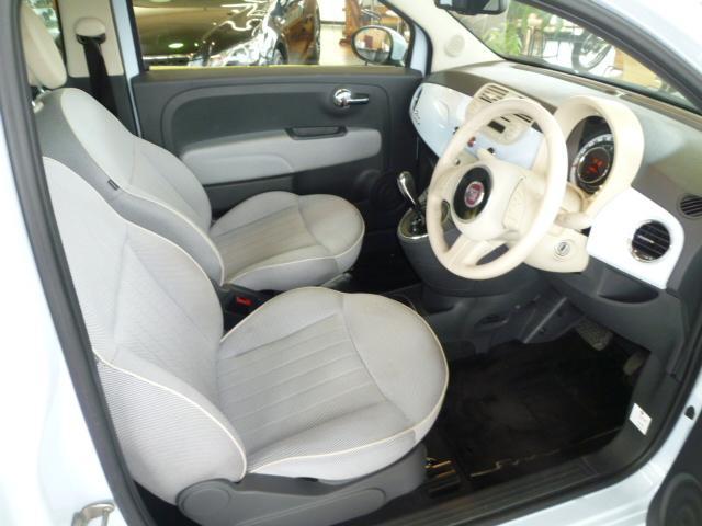 「フィアット」「フィアット 500」「コンパクトカー」「栃木県」の中古車12