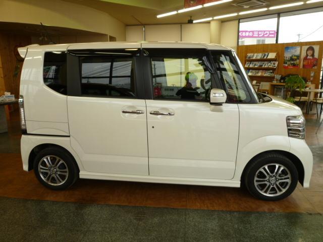 「ホンダ」「N-BOX」「コンパクトカー」「栃木県」の中古車4