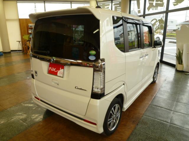 「ホンダ」「N-BOX」「コンパクトカー」「栃木県」の中古車7