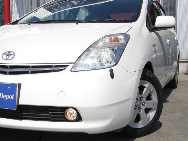 トヨタ プリウス S 10thアニバーサリーED 1オナ 純ナビ地デジBモニタ