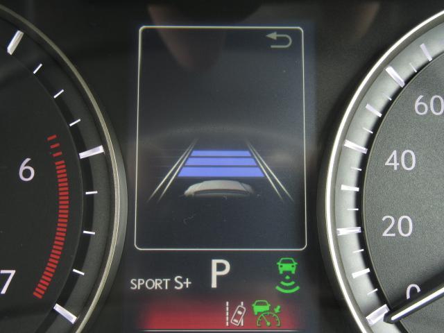 レクサス RX RX450hーL4WD 黒革SR リヤエンタ LSS+