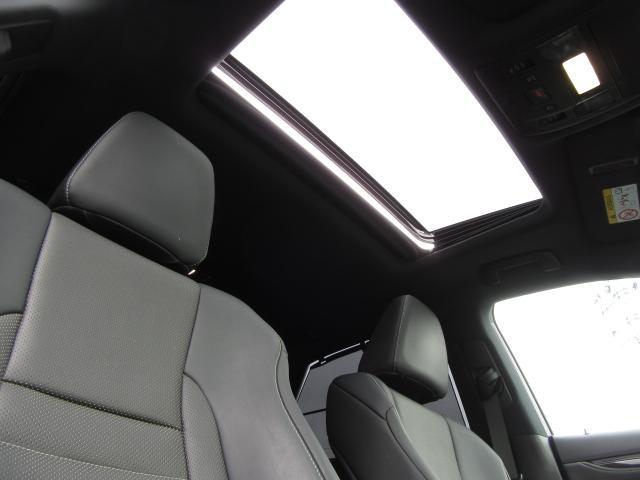 RX450hFスポーツ1オナ黒革SRパノラV TRDマフラー(18枚目)