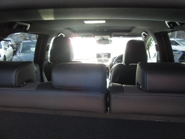 NX300hFスポ4WD現行 1オナ黒革SRパノラV HUD 現行モデル 4WD 1オナ黒革SR 純ナビ地デジ LSS+ パノラミックV BSM AHS カラーHUD 禁煙車 PKSB 名栗P 後席電動 AC100W スカッフI カップI 寒冷地 3眼LED(55枚目)