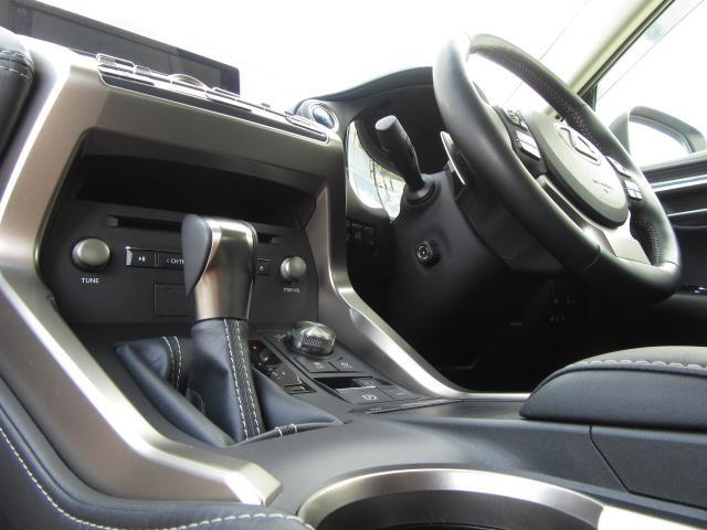 NX300hVerL4WD1オナ黒革SRパノラV モデエアロ 4WD 1オナ黒革SR ナビ地デジ LSS+ パノラミックV BSM PKSB カラーHUD 禁煙車 Dレコーダ エンスタ RCTA AHS 後席電動&H 3眼LED ルーフR 同色アーチ モデエアロ(72枚目)
